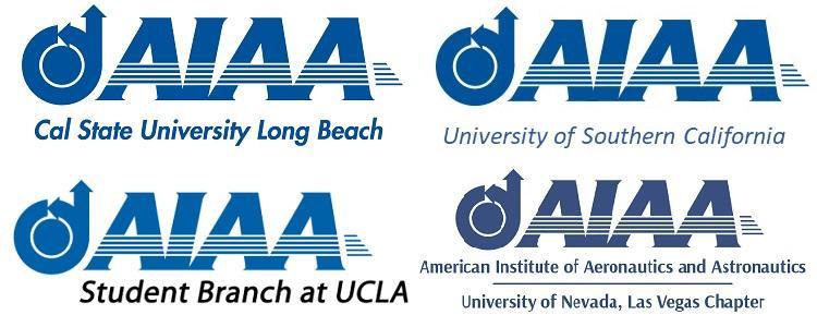 AIAA LA-LV) AIAA LA-LV University Student Branches mini-Conference