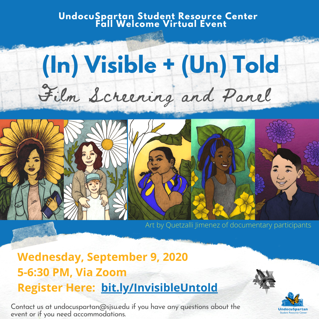 InVisible and Untold Film Screening