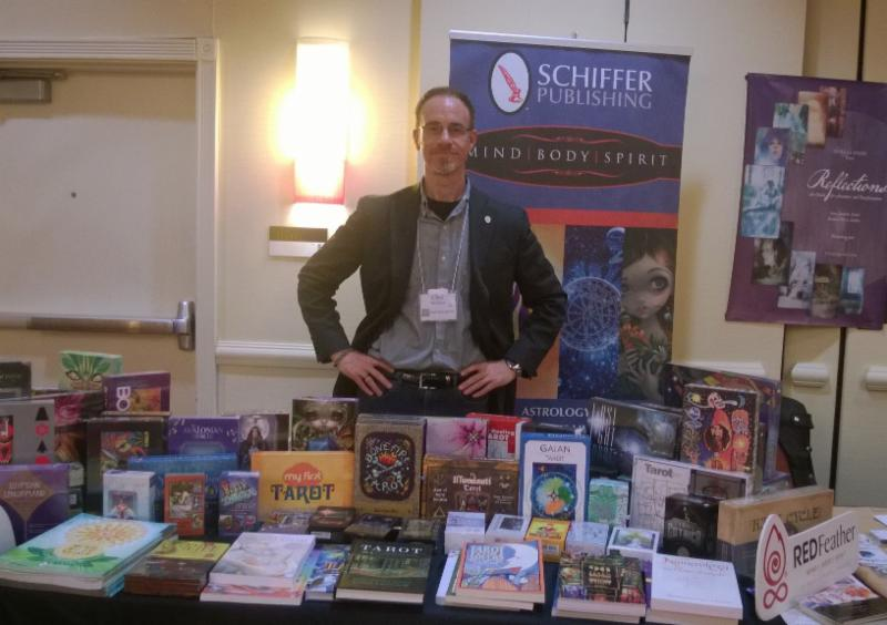Chris McClure from Schiffer Publishing