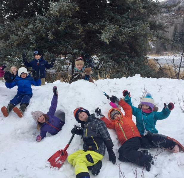 Winter Explorers