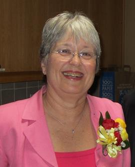 Jean Palmer April 2012