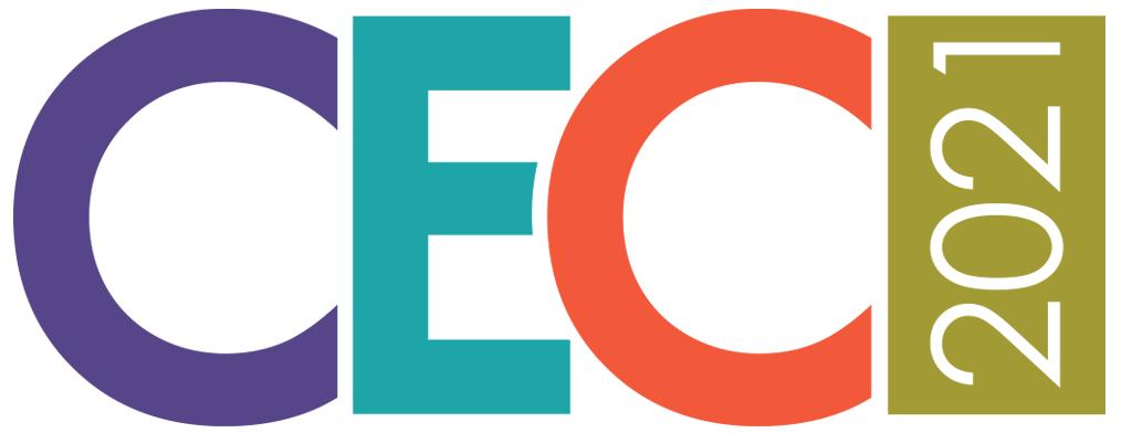 CEC 2021 Convention logo
