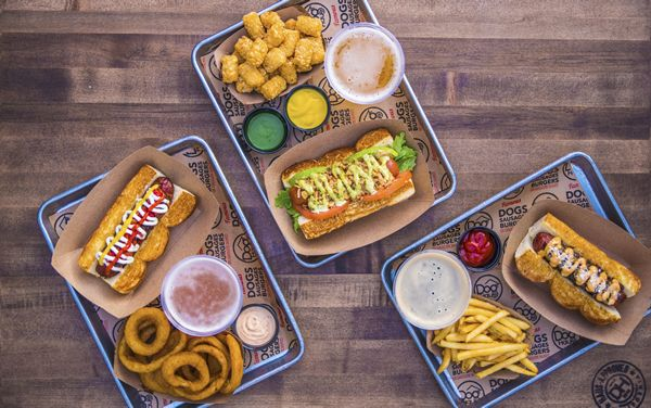 Why a Former Marine Put Himself in the Dog Haus