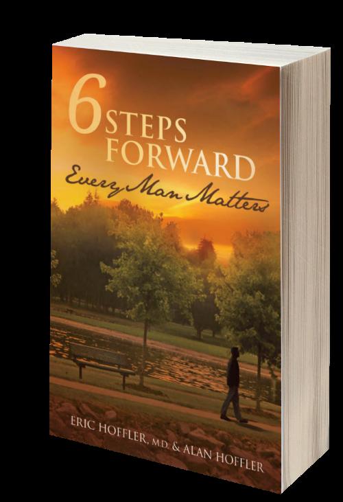6 Steps Forward Book by Alan Hoffler