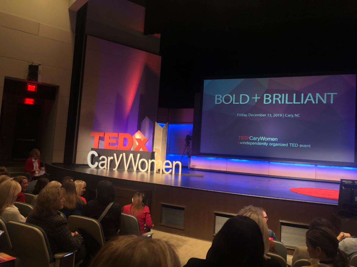 TEDx Cary Women