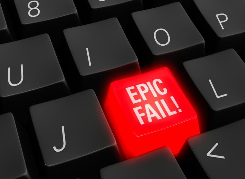 technology failure