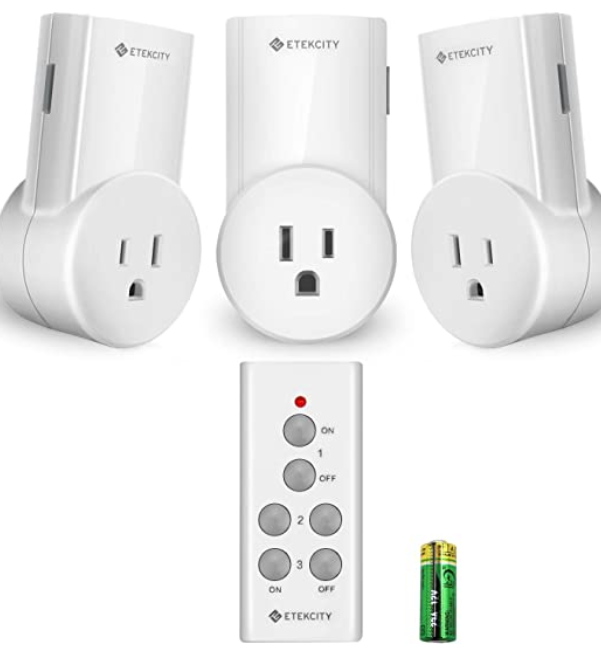 Remote Control Outlets