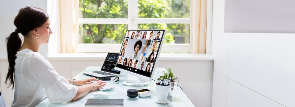Video Call online meeting