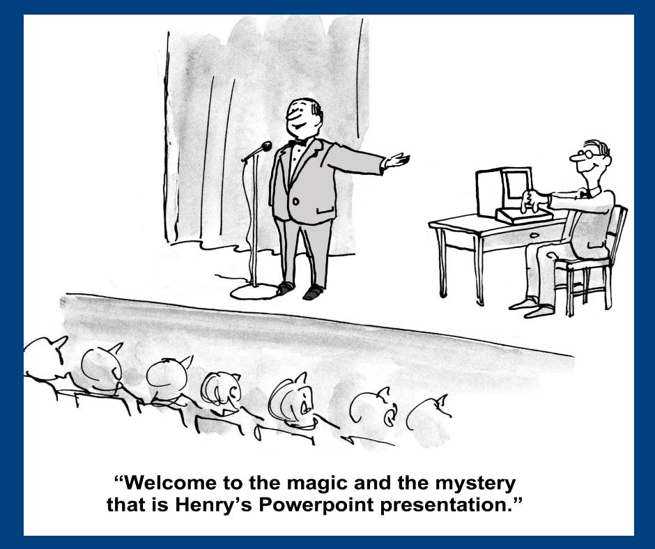PowerPoint Comic
