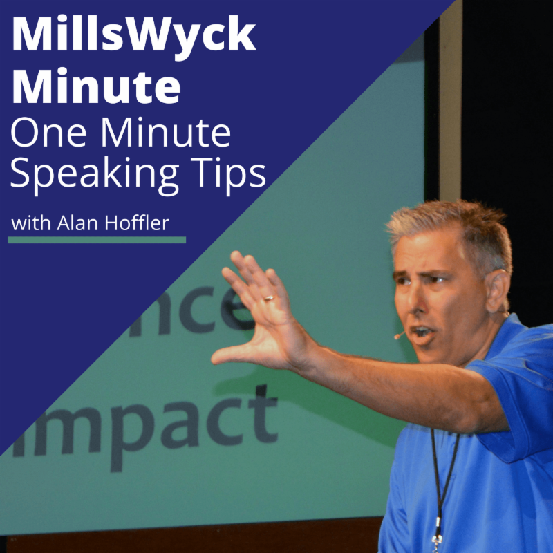 MillsWyck Minute Podcast