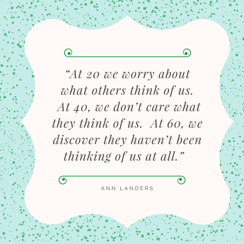 Quote.Ann.Landers.Aging