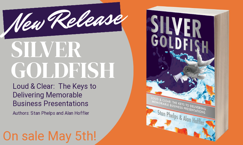 Silver Goldfish New Release