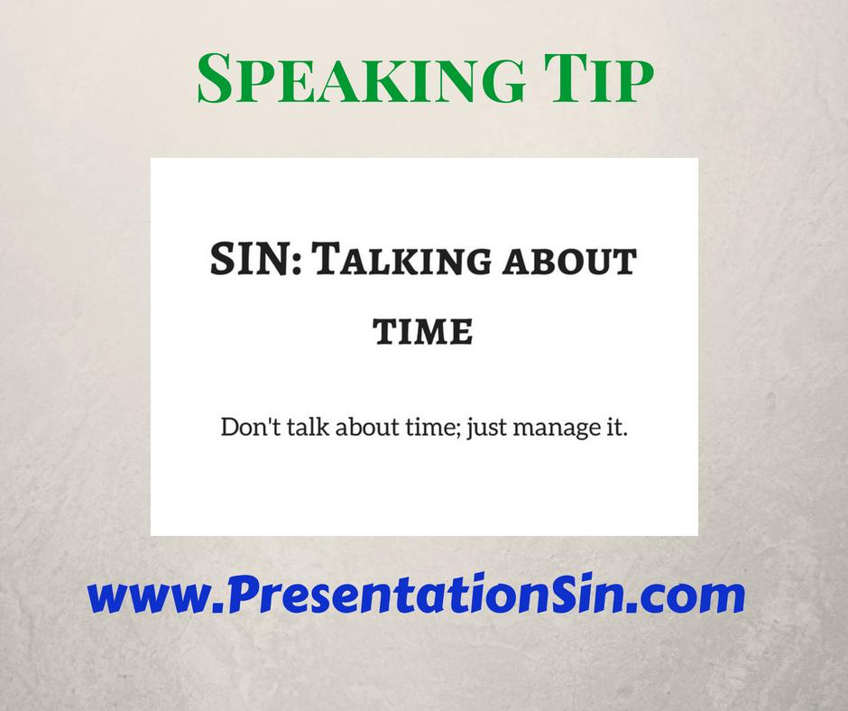 presentation sin tip TIME