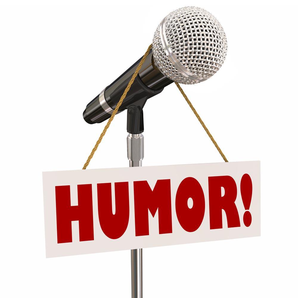 microphone humor
