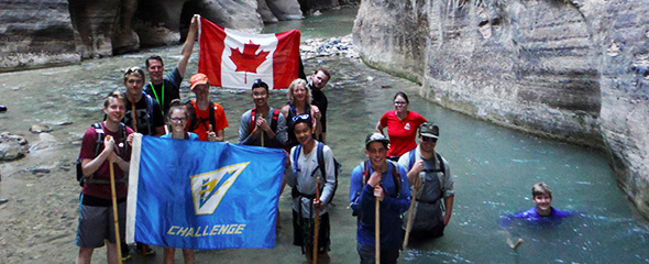 Rising to the Challenge - What it Took to Win the Amory Adventure Award