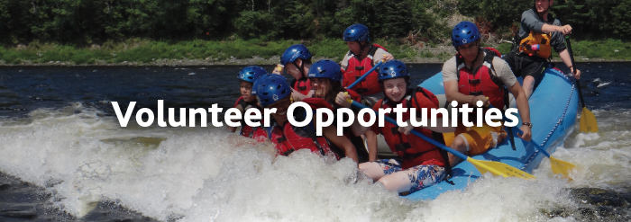 Scouts Canada Volunteer Opportunities