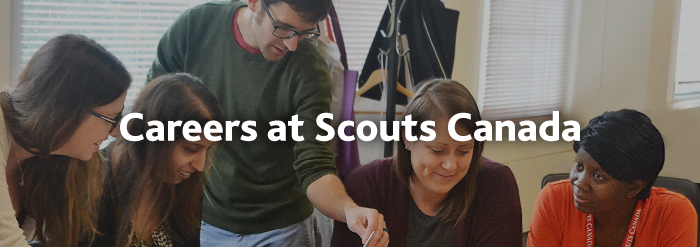 Scouts Canada Careers