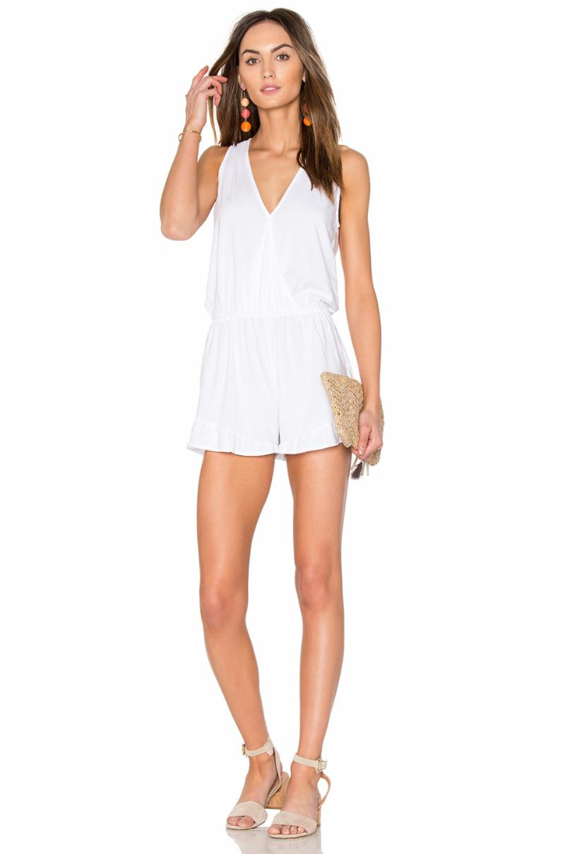 white romper summer