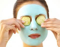 cucumber facial