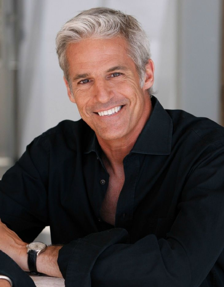 Does 60 year old man look like