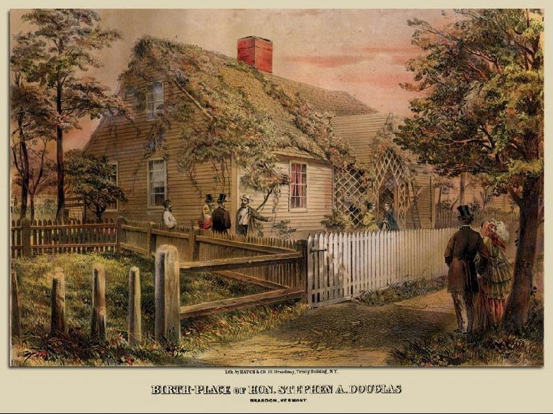 Stephen A Douglas Birthplace