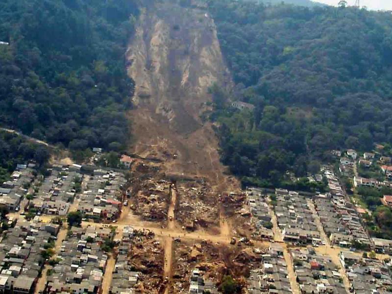 Landslide Image