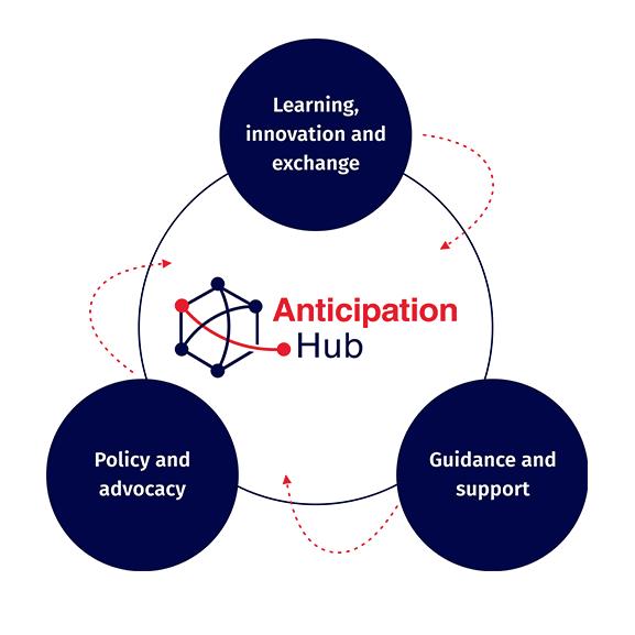Anticipation Hub Model