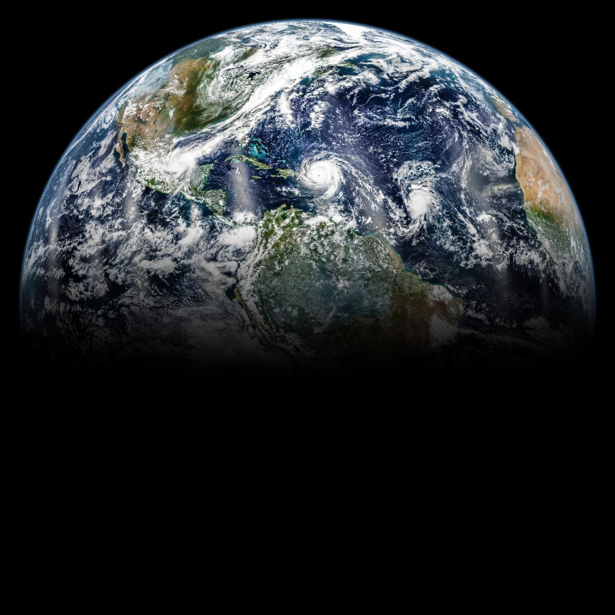 September 6 2017 NASA Earth Observatory image by Joshua Stevens using VIIRS data from LANCE-EOSDIS Rapid Response