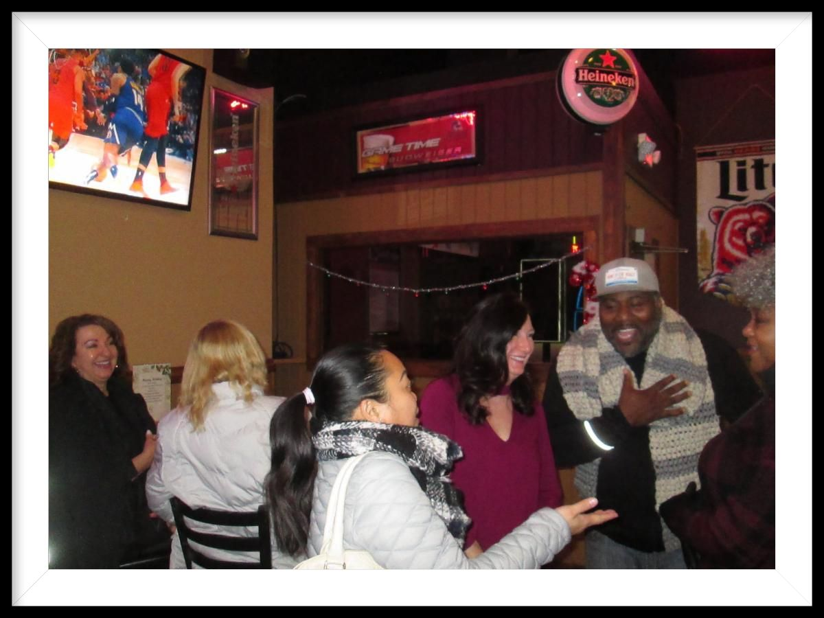 Holiday party MEDC