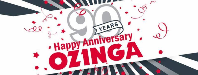 Ozinga 90 years