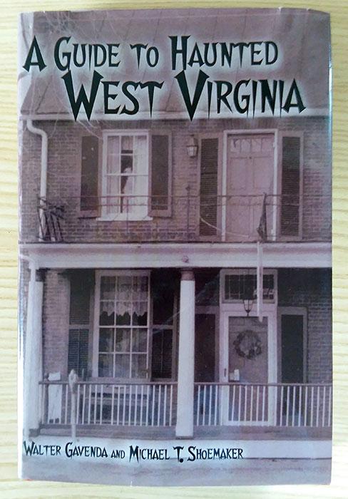 Book: Haunted West Virginia