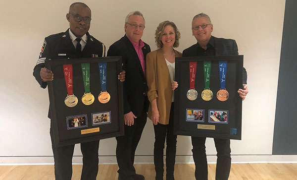 Durham Region 2019 Ontario Parasport Games Chairs