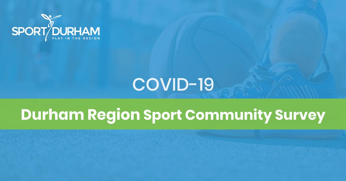 Sport Durham Survey