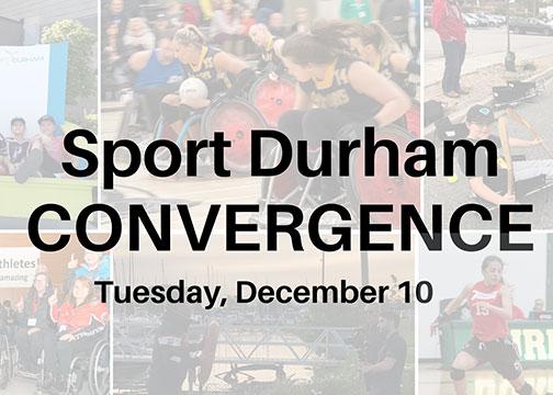 Sport Durham Convergence
