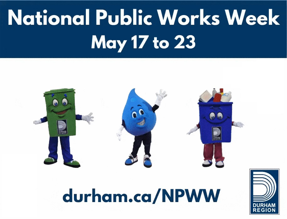 National Public Works Week May 17 to 23