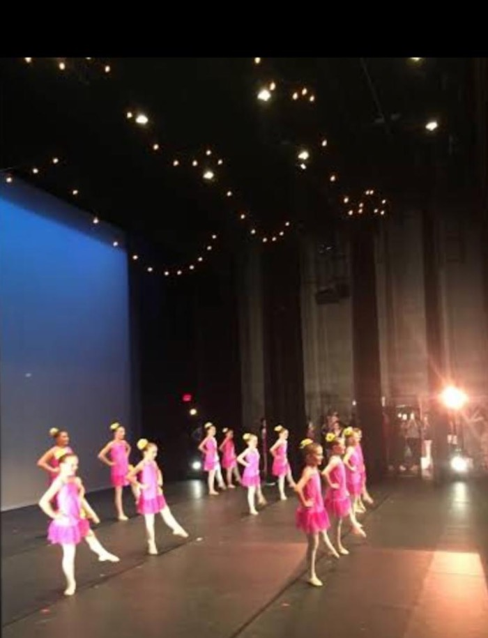 2017 Ballet Dancers