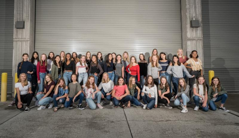 2018-2019 Competitive Company Dancers