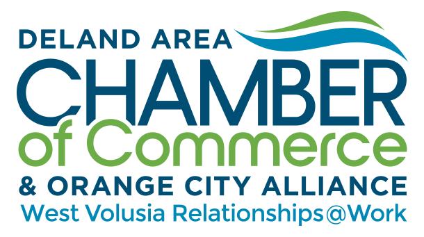 DeLand Area Chamber of Commerce logo