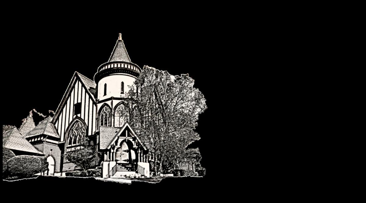 The First Presbyterian Church of Glen Cove's building