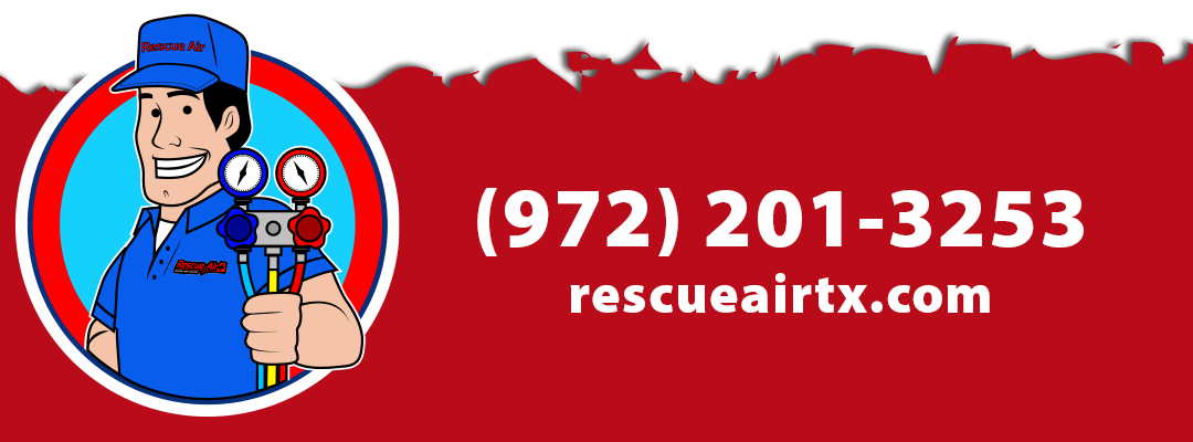 Rescue air number and logo