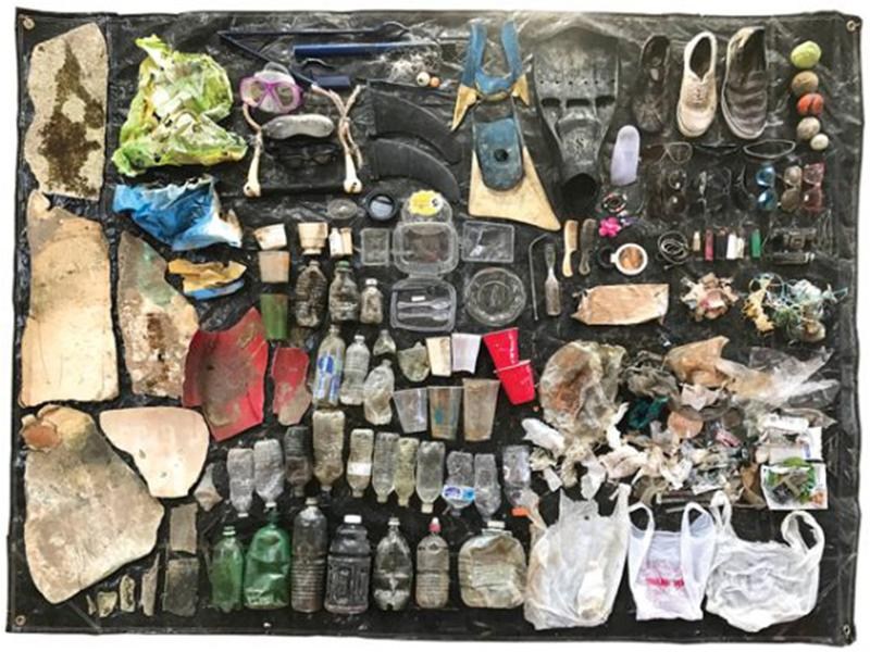 Microplastics - Tahoe's tiniest trash