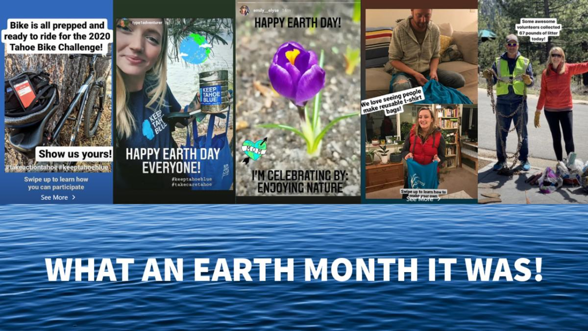 earth month celebrations