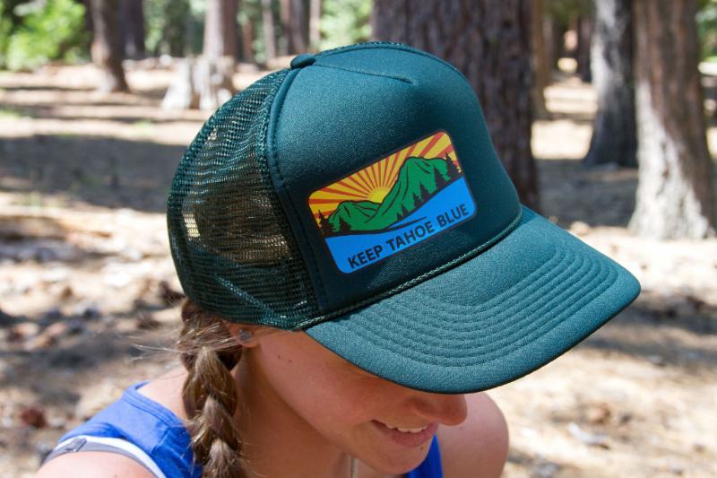 Sunrise Trucker Hats by RISE Designs