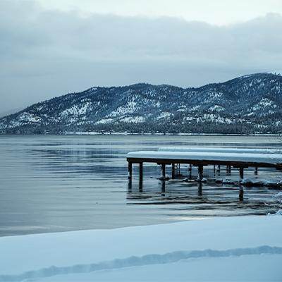 snowy shore 2021