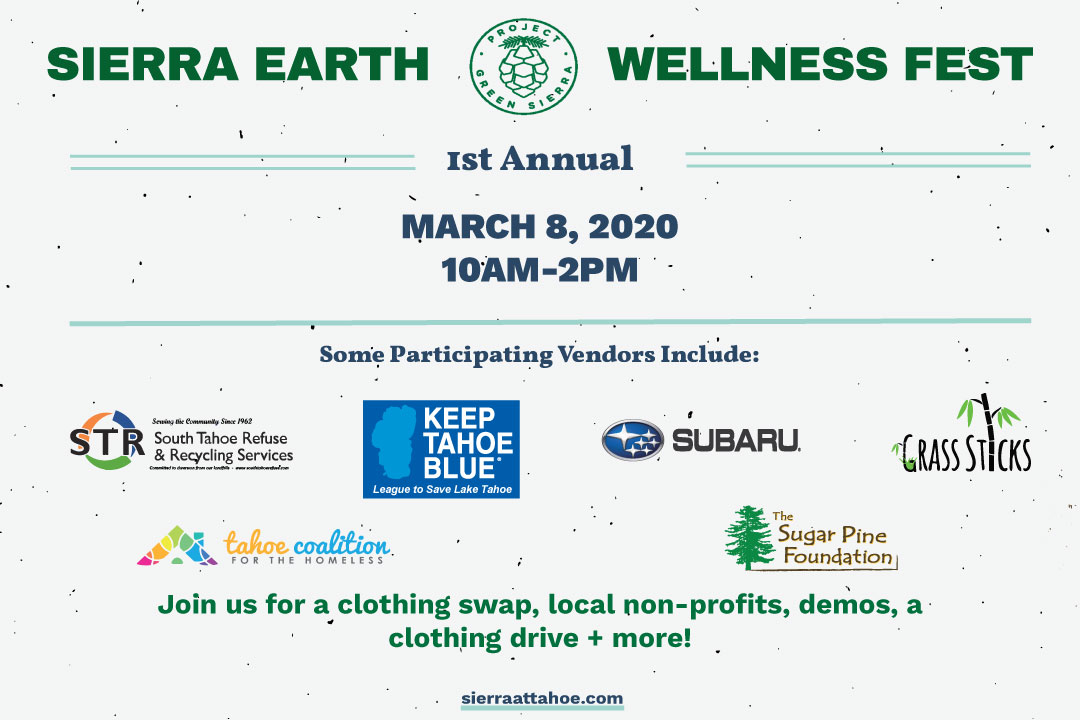 Earth & Wellness Festival - March 8