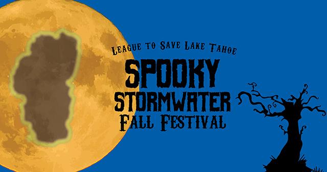 Spooky Stormwater Fall Festival