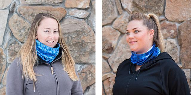 Keep Tahoe Blue facemask