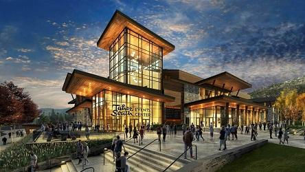 Rendering of Tahoe South Events Center