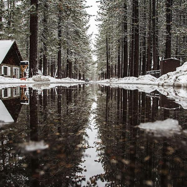 Rain and Snow in Tahoe Activity