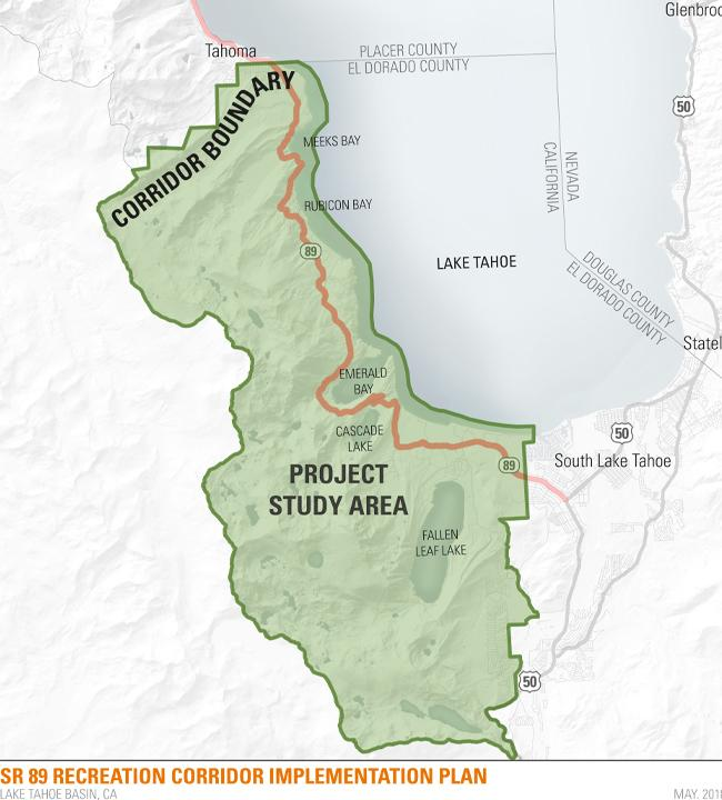 SR89 Plan Map